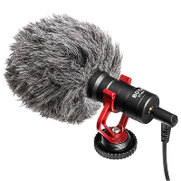Микрофон накамерный BOYA BY-MM1