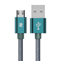 Кабель Rock Space M9 Braided Micro USB - USB