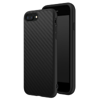 Чехол RhinoShield SolidSuit для iPhone 7/8 Plus Чёрный карбон